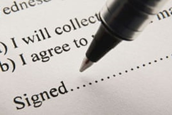 Settlement Agreements and attention to detail